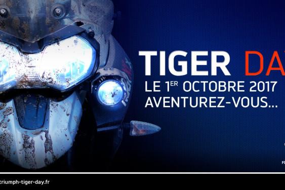 Triumph Tiger Day // 1er Octobre